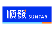 Sunfar shop 標誌