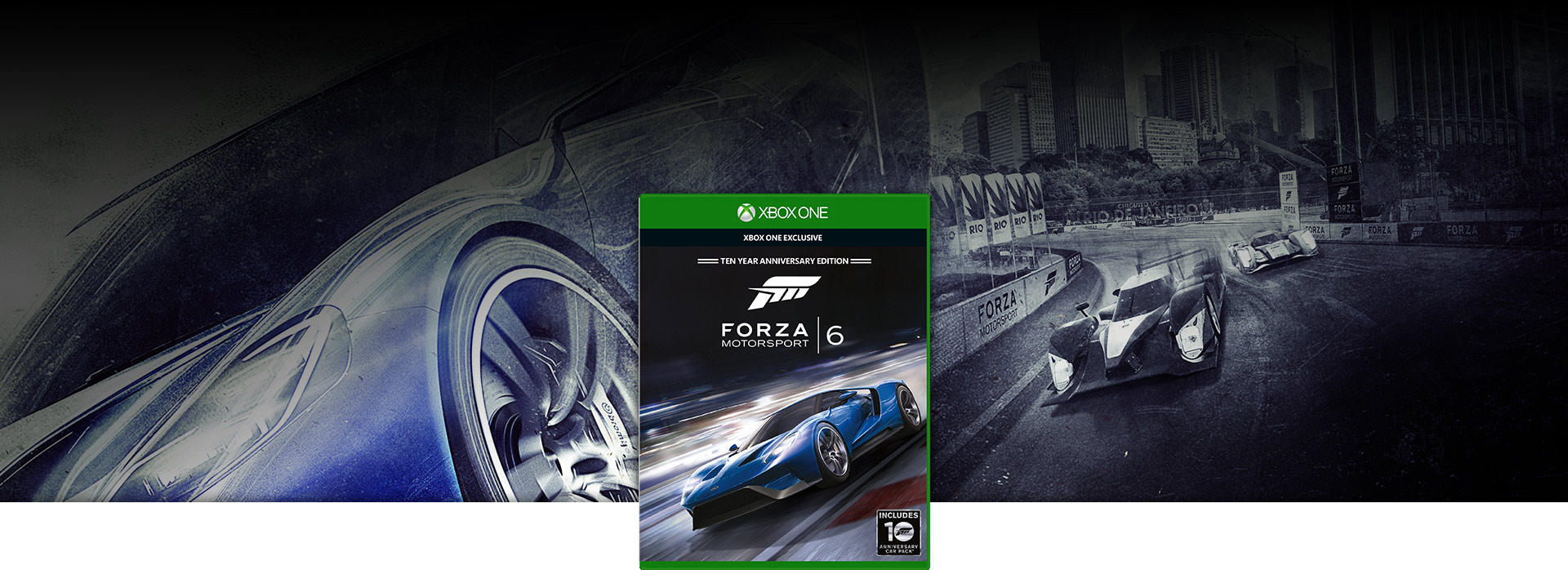 Forza 6-coverbillede