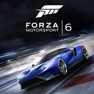 Forza Motorsport 6 Ten Year Anniversary Edition Box Shot