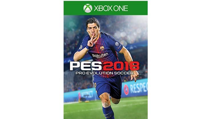 Paquete Pro Evolution Soccer 2018 Para Xbox One S 500 Gb Xbox