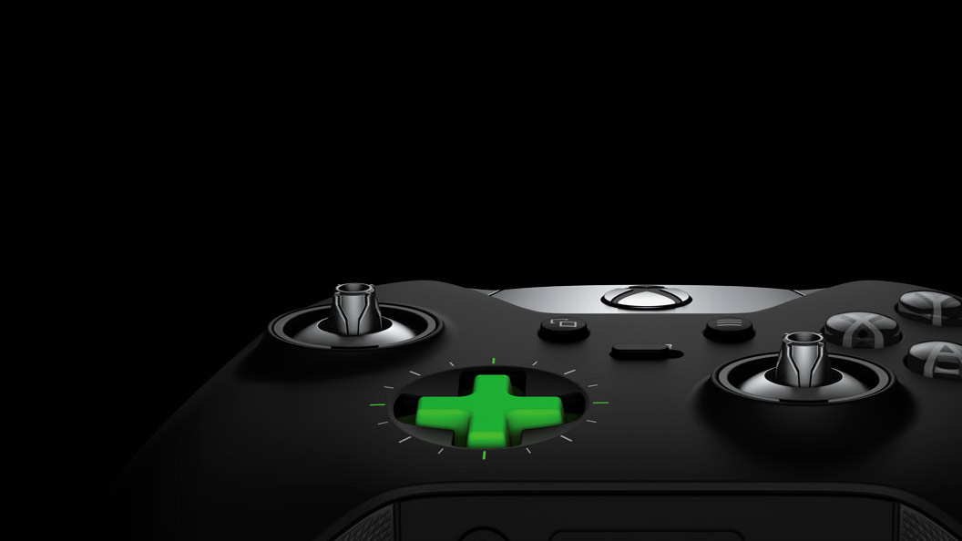 Manches interchangeables de la manette sans fil Elite