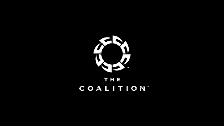 Логотип The Coalition