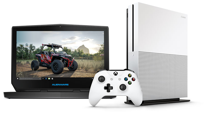 Xbox Play Anywhere-games