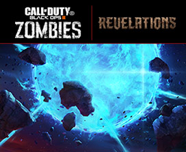 Carte Call of Duty® Black Ops III Zombies - Revelations