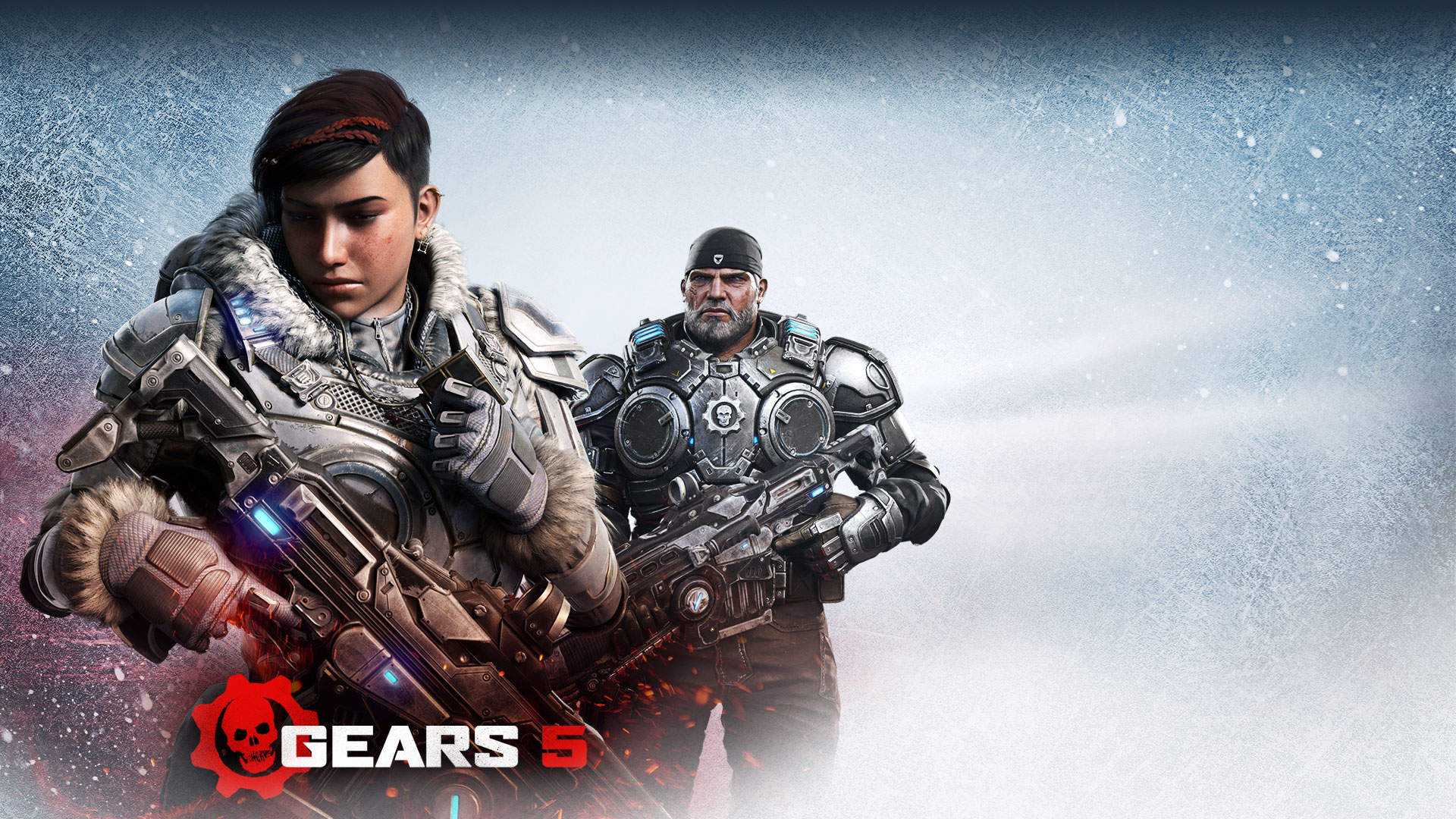 Gears 5, Kait y Marcus