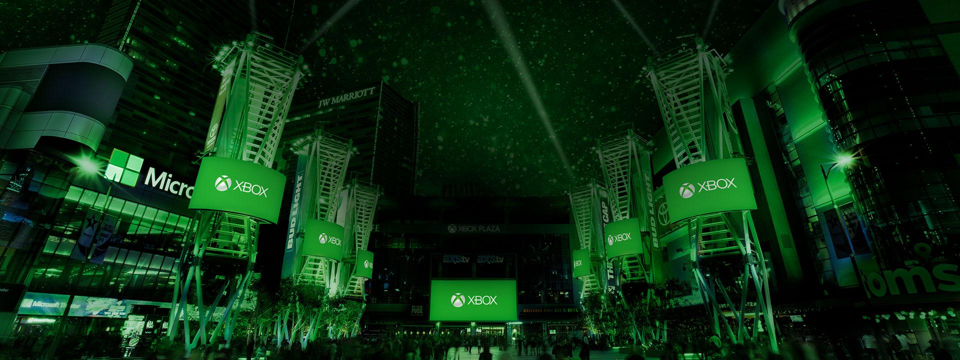 Xbox at E3 2019