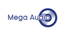 logotipo de Mega Audio