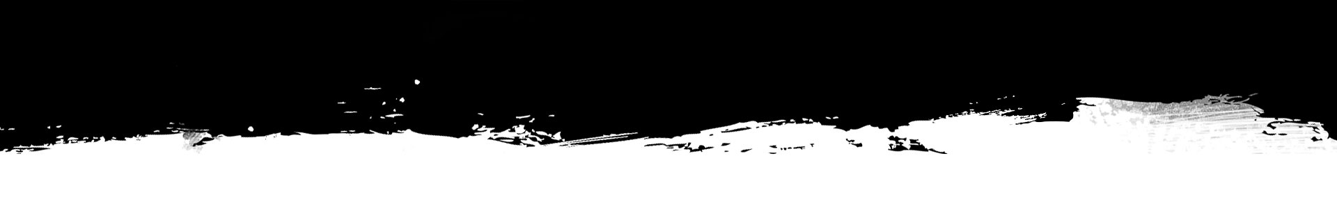 CrossfireX-Verpackung mit schwarzem Hintergrund und weißen Pinselstrichen am unteren Rand