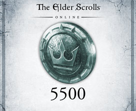 The Elder Scrolls Online, Crown coin with the number 5500