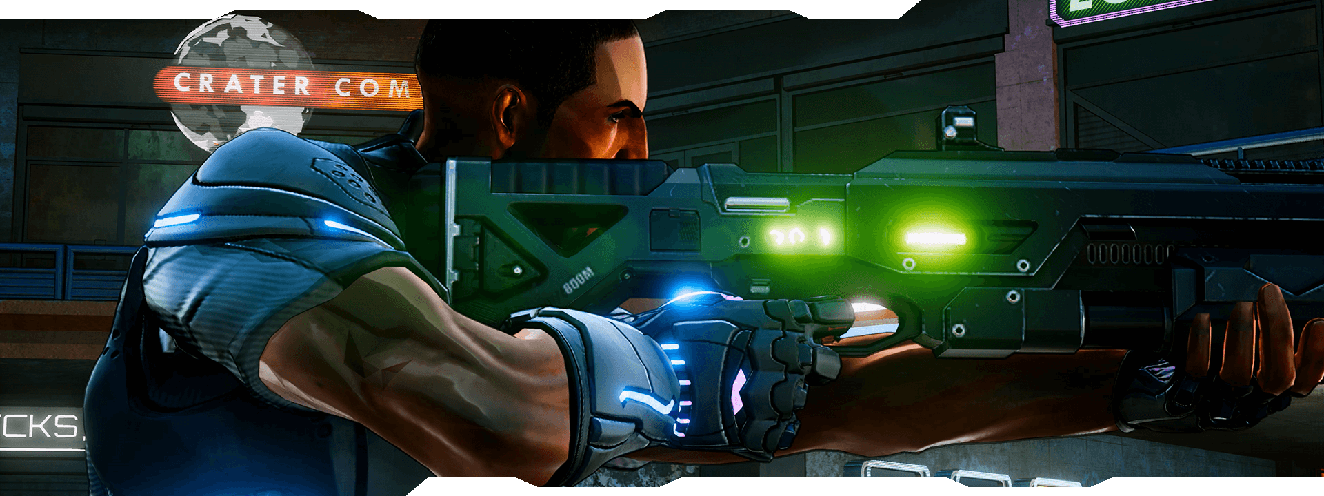 Crackdown 3 Un talent pour tuer