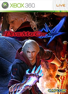 Devil May Cry 4 boxshot