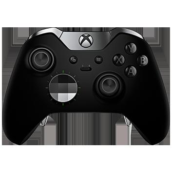 Bezdrôtový ovládač Xbox Elite