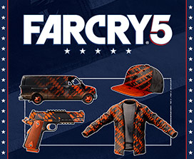 Reservar pack de Far Cry 5
