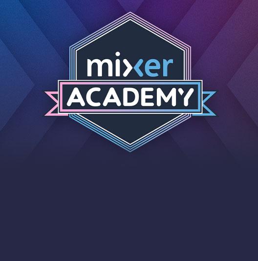 The Mixer Academy logo