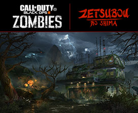Mapa de zombis de Call of Duty® Black Ops 3 - Zetsubou No Shima