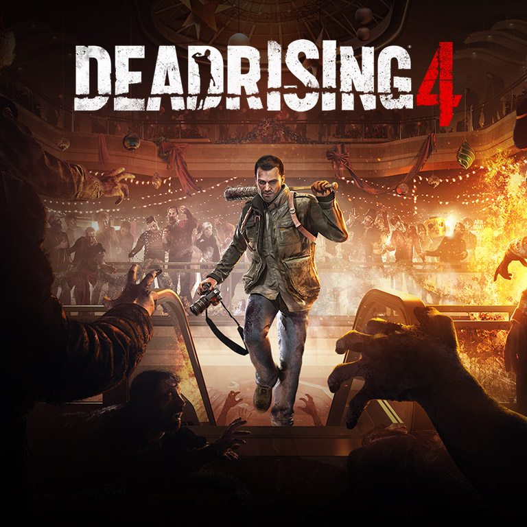 Key art di Dead Rising 4 su Xbox One
