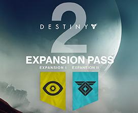 Pass espansioni di Destiny 2
