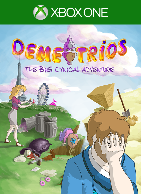 Demetrios ⎼ The BIG Cynical Adventure