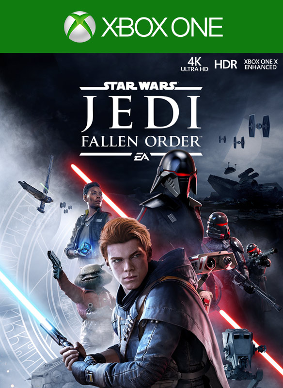 Star Wars Jedi: Fallen Order™ box shot