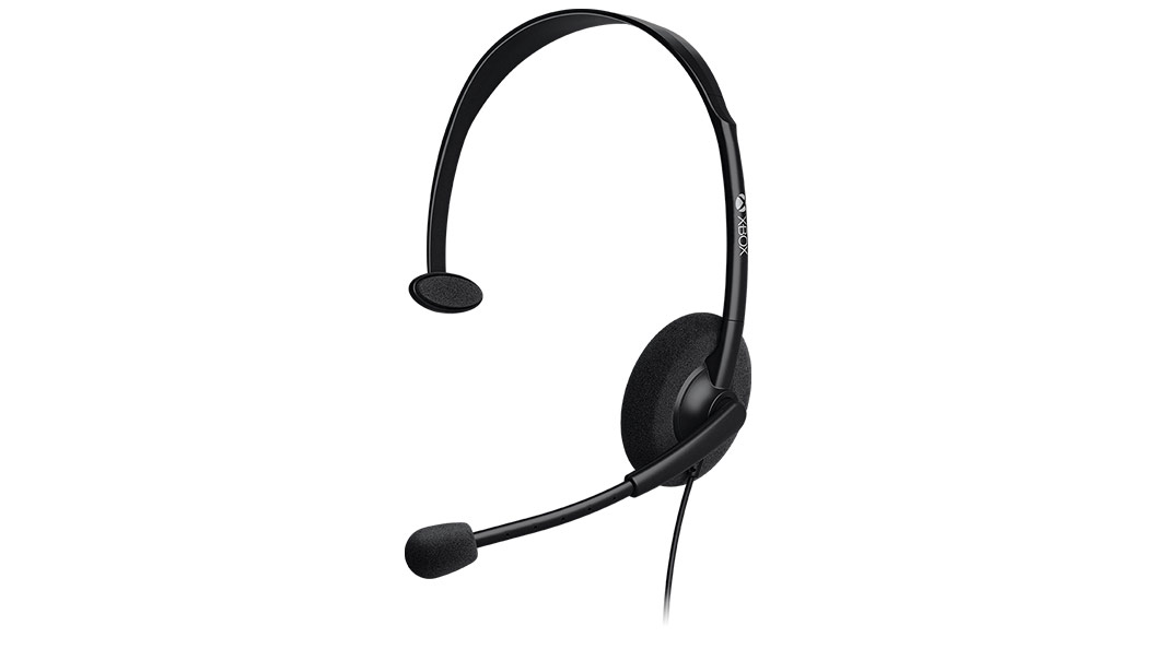 Xbox Chatpad headset (included)