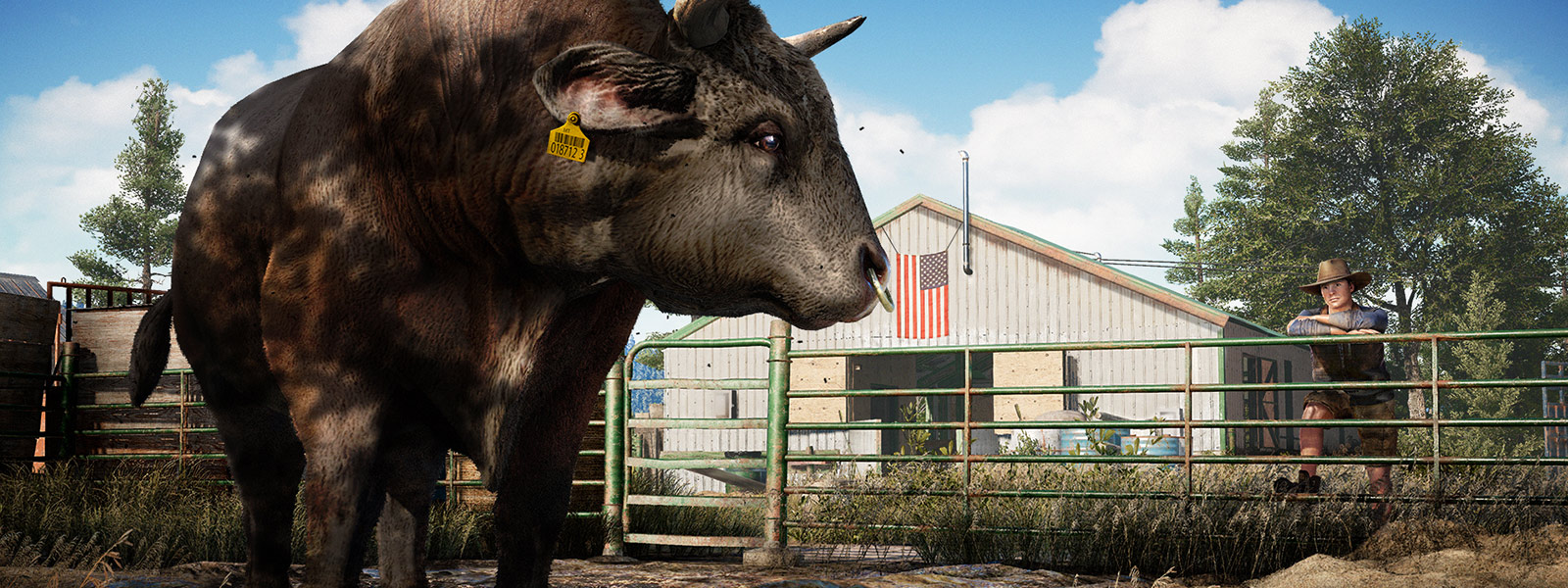 Taureau dans Far Cry 5