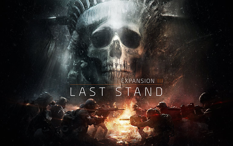 Extension 3 Baroud d'Honneur de The Division sur Xbox One