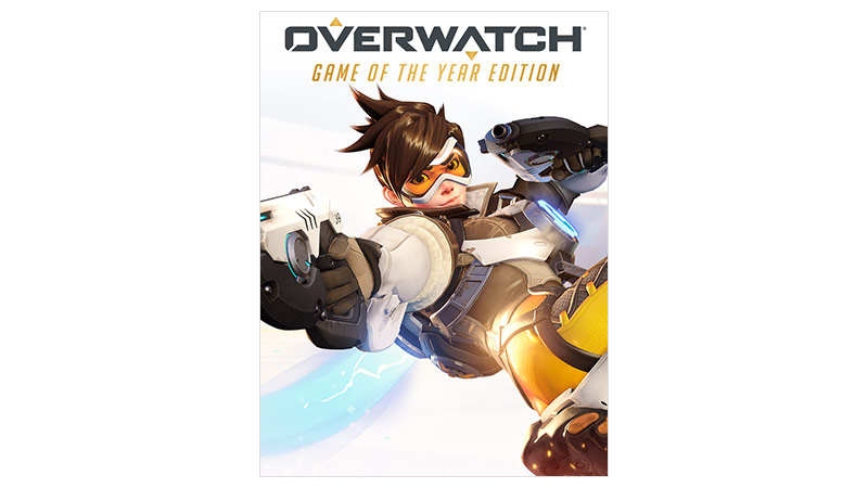 Overwatch Game of the Year boxshot