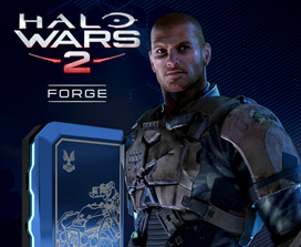 Pack Forge Leader de Halo Wars 2