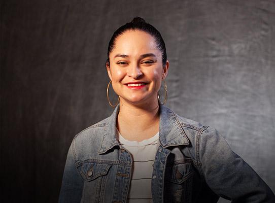Portrait of Gabriela Ponce