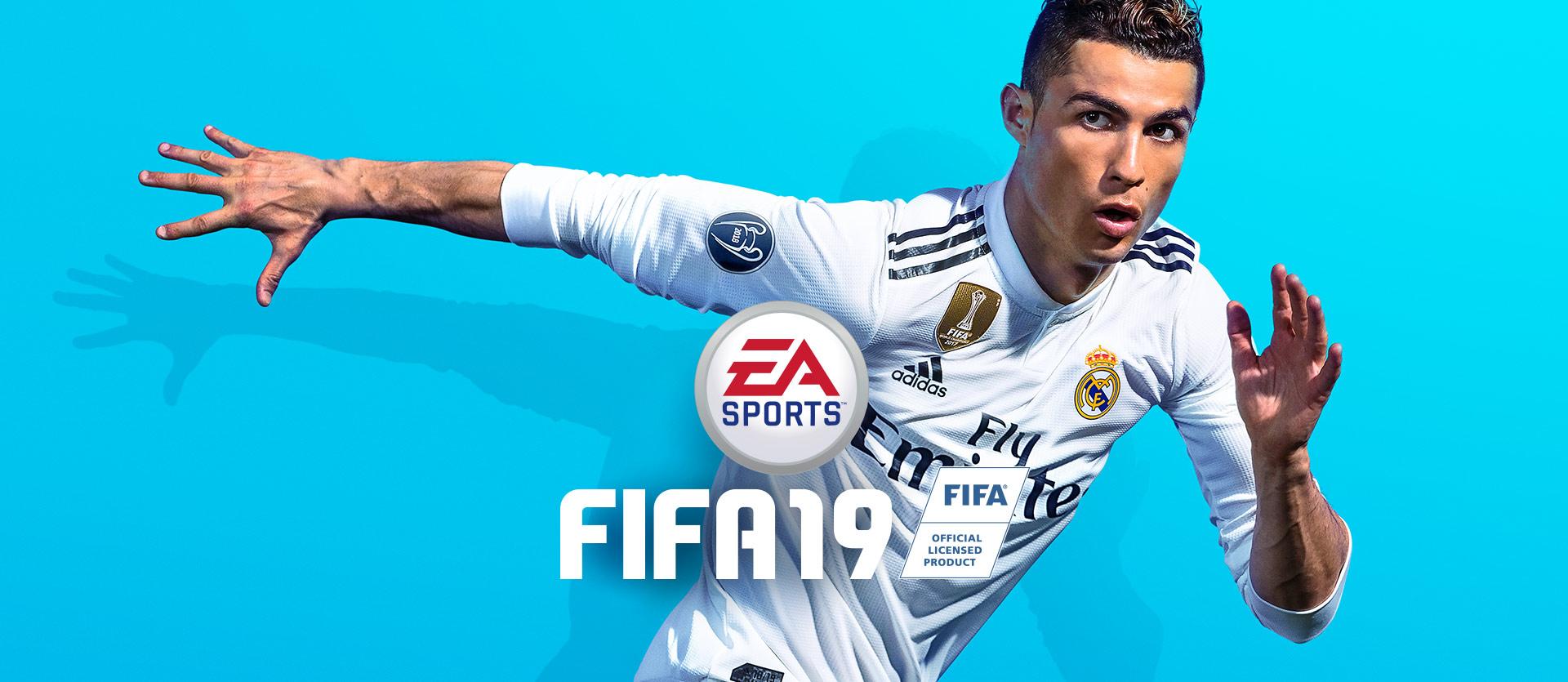EA Sports FIFA 19, Cristiano Ronaldo, der løber