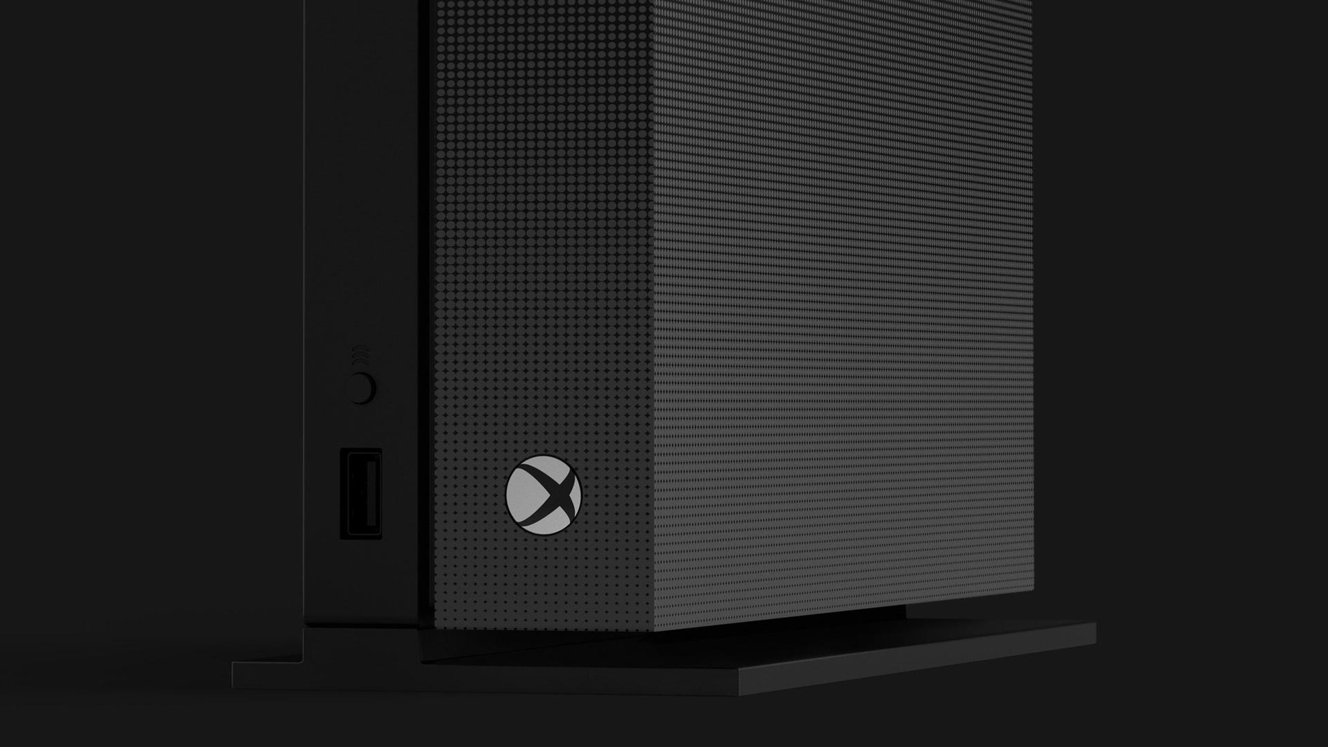 Xbox One X