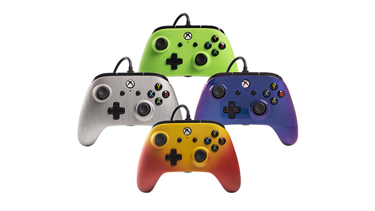Xbox One Accessories. Powera Enhanced Wired Controller For Xbox One. Wiring. For Xbox 360 Controller Wire Diagram At Scoala.co