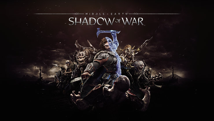 Middle-earth: Shadows of War boxshot