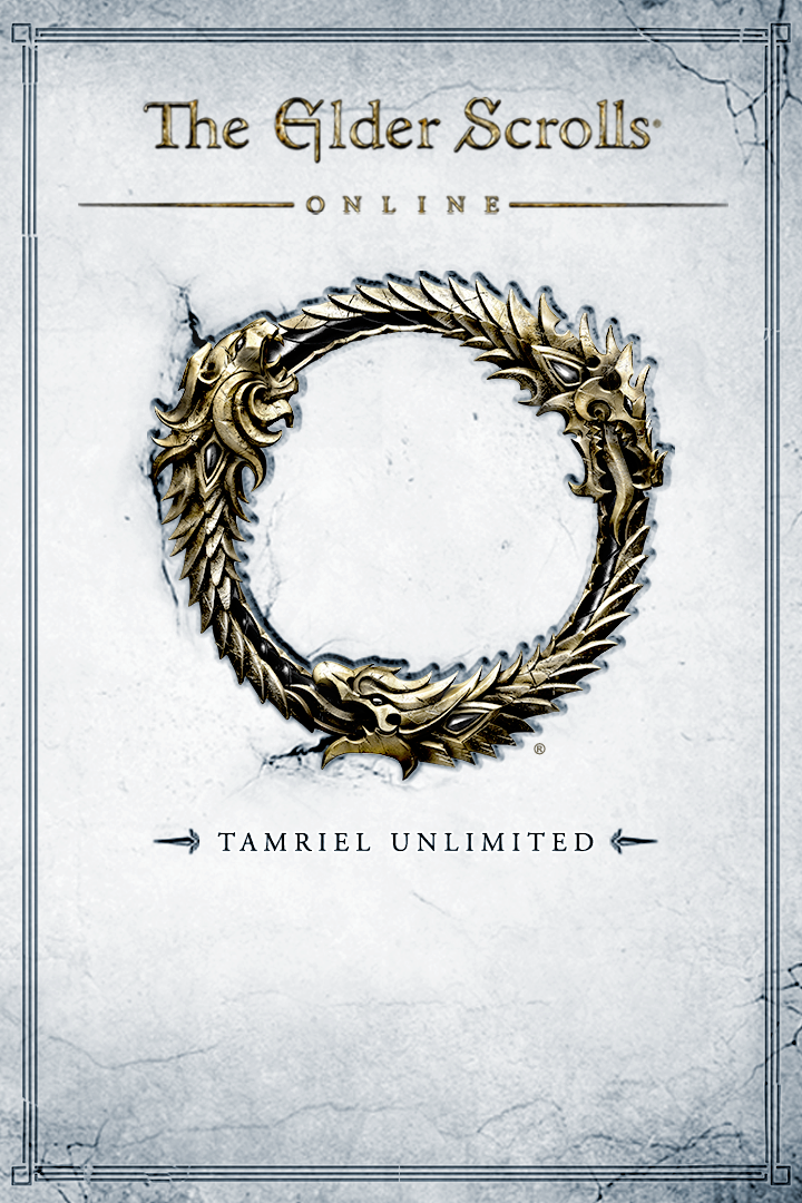 Elder Scrolls Online: Tamriel Unlimited-coverbilde