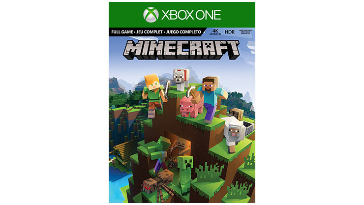 Minecraft-coverbilde