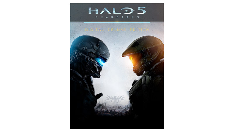 Halo 5 Guardians Deluxe Edition Kutu Resmi