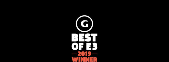 Logotipo de Best of e3 gamespot