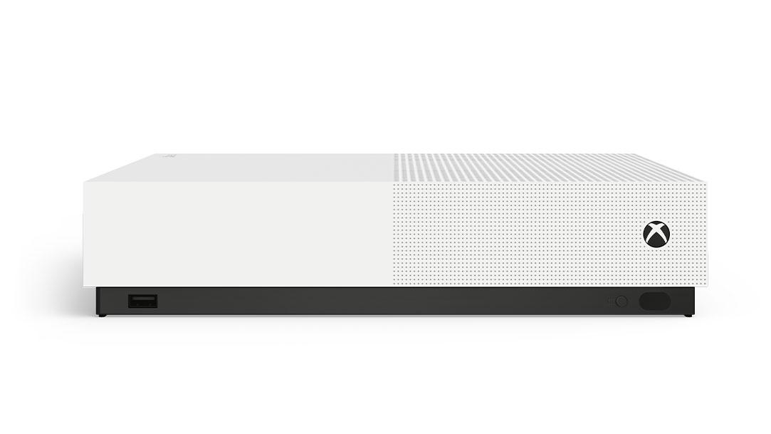 0da410934fbac La All-Digital se venderá en una única versión con 1 TB de almacenamiento.  Esto supone un cambio frente a la One S convencional que está disponible  tanto en ...