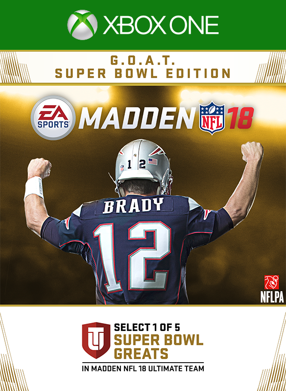 Madden 18 SuperBowl Edition