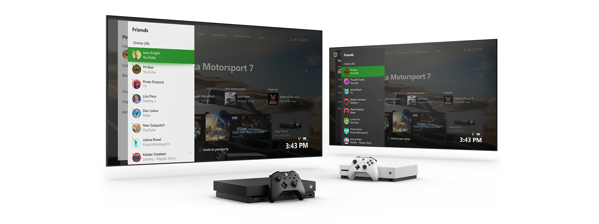 Experience the New Xbox One Dashboard | Xbox
