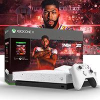 Xbox One X Nba 2k20 Special Edition Bundle 1tb Xbox