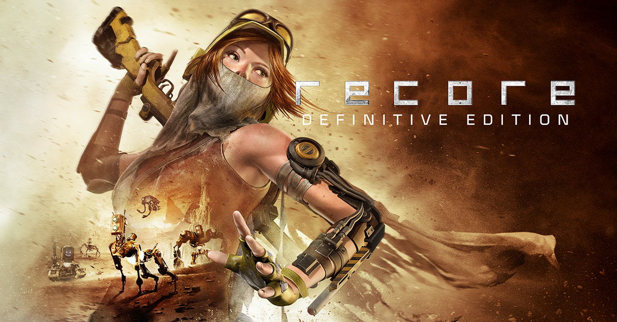 ReCore for Xbox One and Windows 10 | Xbox