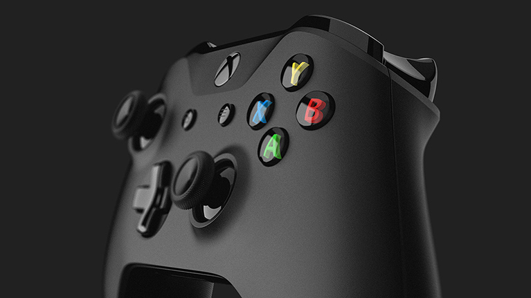 Ovládač konzoly Xbox