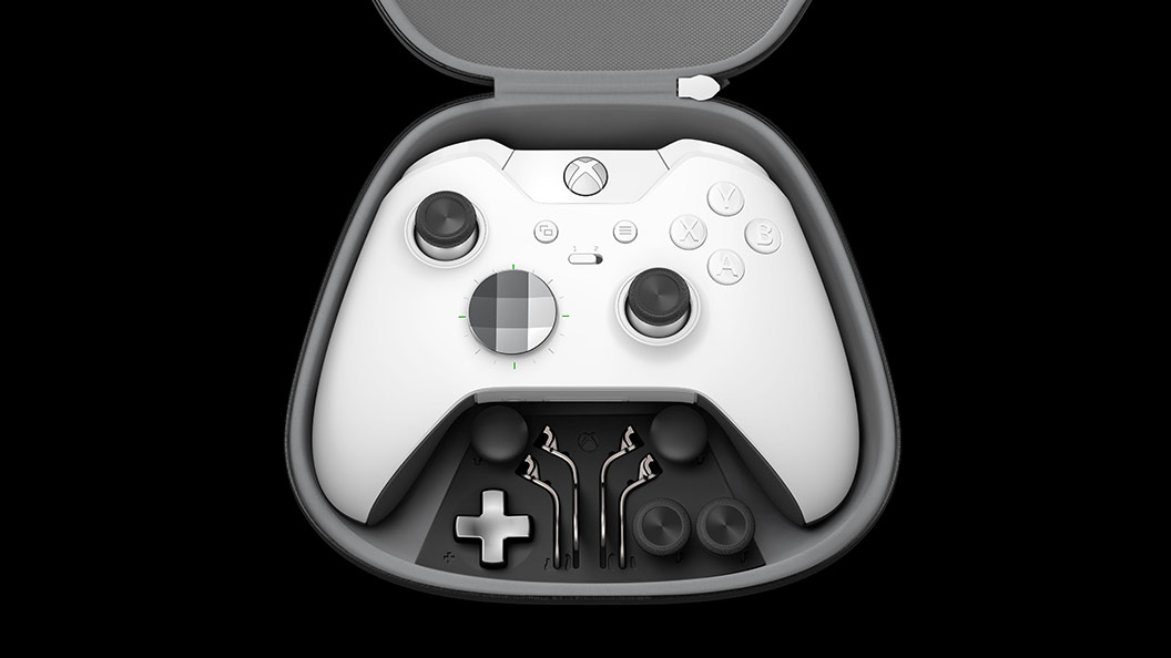 Controllers & Attachments Video Game Accessories Xbox One Elite
