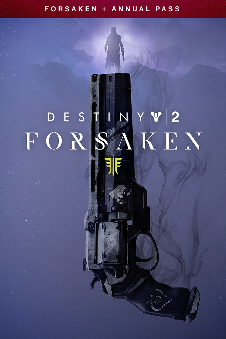 Destiny 2 Annual Pass edition boxshot