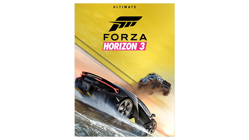 Forza Horizon 3 édition Ultimate