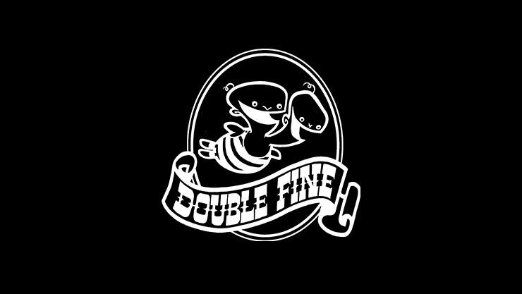 Logo studio Double Fine