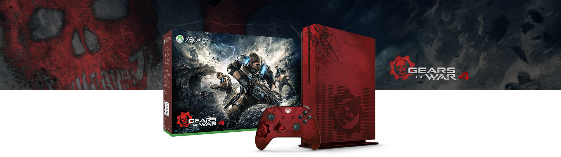 2tb gears of war 4 xbox one s limited edition bundle review – the.