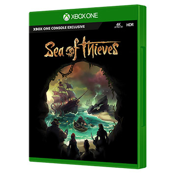 Sea of Thieves – Verpackung