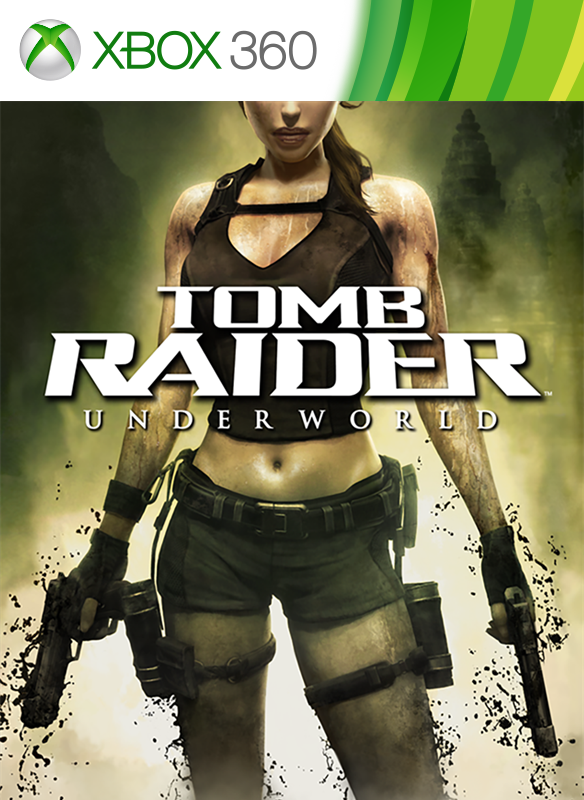 Tomb Raider Underworld boxshot